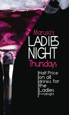 Ladies Night Website
