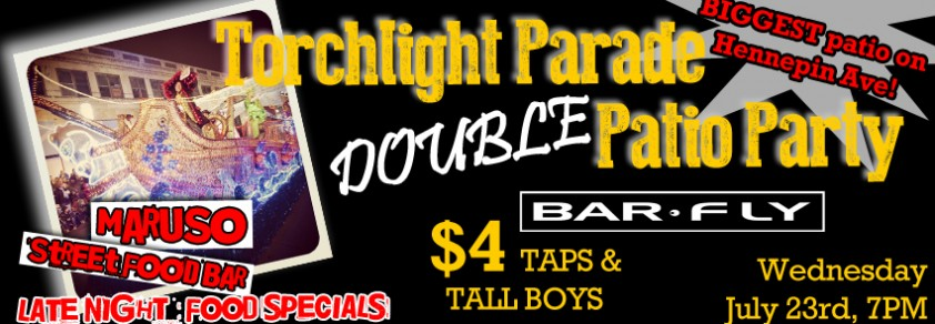 torchlight parade cover photo